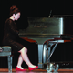 """An accomplished pianist, Megan Okumura played """"Argentina"""" in the talent competition, which she won, in the Miss Teen of Utah pageant. — Sharon Okumura"""