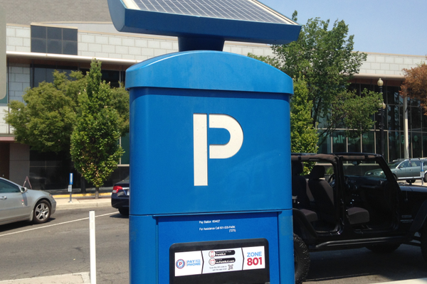 Salt Lake City Parking Kiosk – Jordan Greene