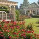 Hershey Gardens Gazebo. Photo courtesy of Hershey Gardens.