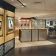 Ed Rahme designed the office entry and reception area for Beery Rio  Associates in Springfield Va