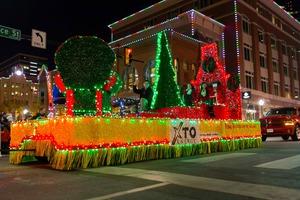 XTO Energy Parade of Lights - start Nov 20 2016 0600PM
