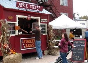 69th Annual Warner Fall Foliage Festival  - start Oct 07 2016 1000AM