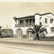 "The original building was completed in the 1920s. Photo above is from 1935 ""Casa de  Amigos"" Where Mrs. Lashbrook offered ""things to eat, cooked the old fashion way""."