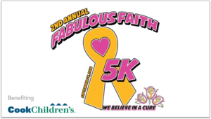 Medium fabulous faith 5k