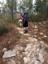 Medium hike 203