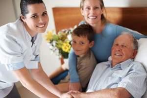 Medium hospice