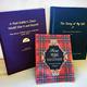 The three books written by Barbara Erickson Andersen resident of Murray. Barbara Andersen/resident