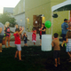 A bubble machine was one of the many activities at the Fest. (Mylinda LeGrande/City Journals)