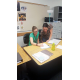 A new teacher and mentor teacher collaborate at Herriman High School. (Gina Walker/Herriman High School)