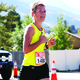 Taylorsville resident Cara Hasebi ran 40 marathons before her 40th birthday. (Cara Hasebi/Resident)