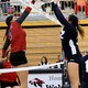 Senior middle blocker Ofa Miko goes up for the block. (Kimberly Roach/City Journals)