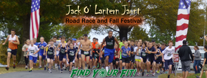 Jack OLantern Jaunt 5k and Mile Fun RunWalk Road Race and Festival - start Oct 29 2016 0100PM