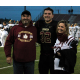 Maple Grove Senior High Football Senior Night Friday, Oct. 14, 2016. (photo by Doug Erlien)