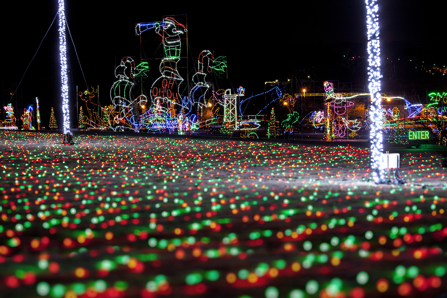 Shadrack's Christmas Wonderland to Light Up Butler County | North ...