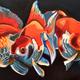 """Fish"" by Tiffany Brazell. (Lisa O'Bryan/Holladay Arts Council)"