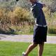 Alta senior golfer Easton Egan. (James Falls/Alta High School)