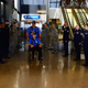 The Utah Air National Guard and the Utah Army National Guard send veteran and Taylorsville resident Max Freestone off on an Honor Flight trip to Washington, D.C. (Melanie Sparr/ Utah Air National Guard, Honor Flight)