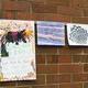 Student artwork that adorns hallways of UI. (Aspen Perry/City Journals)