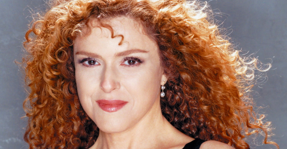 bernadette peters youtube