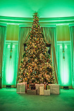 Four Seasons Annual Tree Lighting - start Nov 30 2016 0600PM