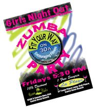 Medium girls night out