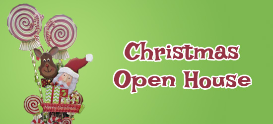 Image result for christmas open house