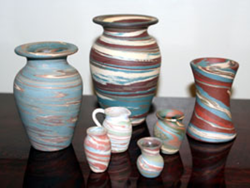 Niloak Art Pottery Has A Local Connection Whats Up Magazine