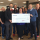 Women's Center Receives  Check from Verizon