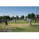 Elk Meadows sixth-grader Mason Pace waits for the pitch during the school's 20th annual year-end softball game on July 1.  — Julie Slama