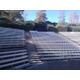 A roof and ADA compliant seating are among the improvements. (Tyler Warren/City Journals)