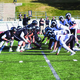 Alta looks to punch it in during a playoff game against Highland. (Alta High School Football)
