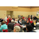 Osseo Area Retired Educators (OARE) Scholarship Breakfast Dec. 2, 2016 at Osseo Senior High.