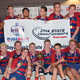 The Herriman Gold team captured the fall state championship. (Shelli Simmons/Herriman Rugby)