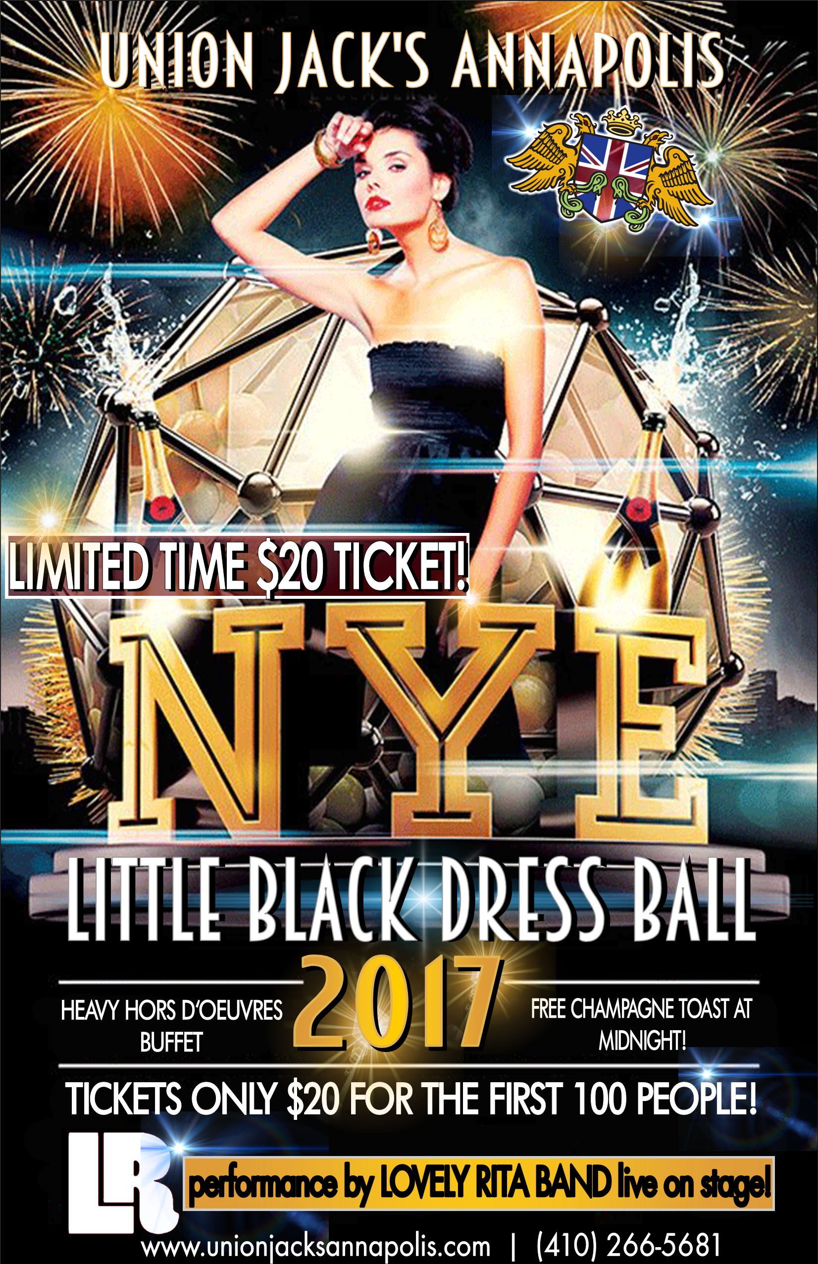 New Years Eve Annapolis