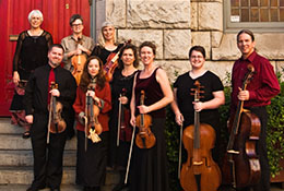 Sac baroque soloists