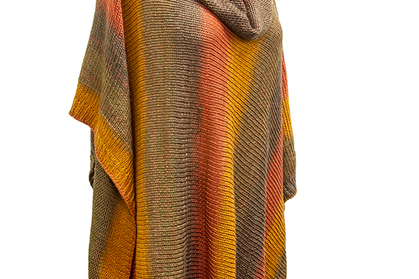 Keren Hart Peter Pan Poncho, $50 at Off Broadway, 1245 Broadway, Placerville. 530-622-9767, offbroadwayfashions.com