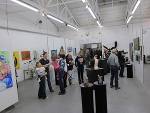 2017 fresno art hop rings in the new year central - Fresno home and garden show 2017 ...