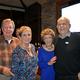 Dan and Carol Larsen with Lois and Peter Gilbert