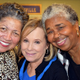 Toni Carter, Rev. Mary Lacalle and Punkin Foster