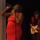Tia Carroll performs