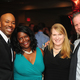 Marcus and Tanea Kilgore, with Natalie and Christian DeWild