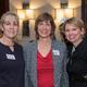 Tyra Parker, Cindy O'Neill-CFAAC Board of Trustees, and Jo Ann Mattson