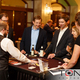 Guests play a fun game of Blackjack