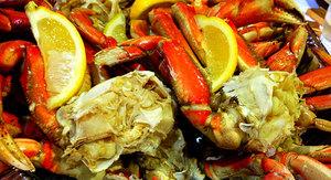 Medium crab796