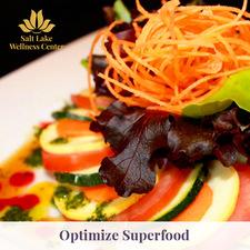 Medium optimize superfood event