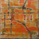 Composition in Orange, Chris Craft