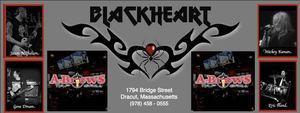 Medium blackheart