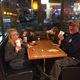 PTA Treasurer LeeAnn Ehrhart and her family support Spirit Night at Café Zupas. (Rayna Drago/PTA President)