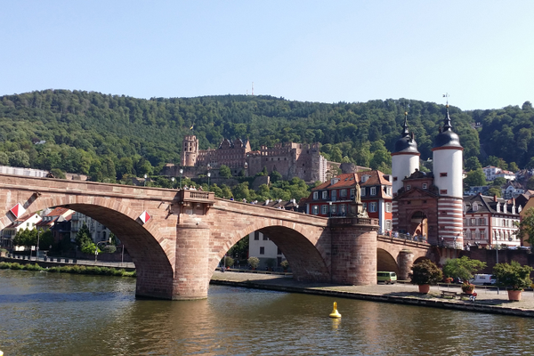 The Old Bridge (Alte Brücke)