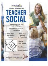 Medium teacher 20social 20flyer